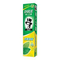 黑人(DARLIE)双重薄荷牙膏