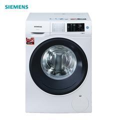 西门子(SIEMENS) XQG90-WM12U4600W  全触控面板 加速洗 节能洗 滚筒洗衣机