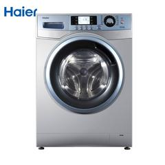 海尔(Haier) EG8012HB86S 8公斤全自动变频烘干滚筒洗衣机 10公斤智能变频烘干