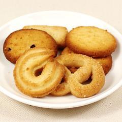 马来西亚进口纽西兰曲奇饼干608g蓝罐食品零食礼盒