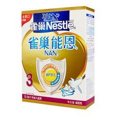 雀巢(Nestle)能恩幼儿配方奶粉3段(12-36个月)