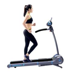 跑客Pro跑步机家用款全折叠超静音智能减震跑步机健身房器材 跑客Pro-灰色