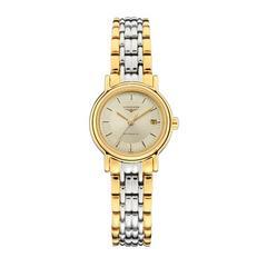 浪琴longines瑰丽系列机械女士手表