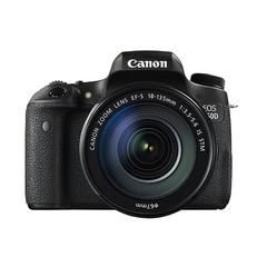 Canon/佳能单反相机 EOS 760D 18-135套机