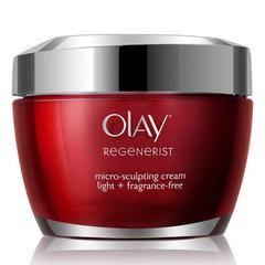 玉兰油(Olay)新生塑颜金纯面霜50g 轻盈无香精型