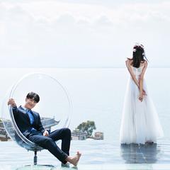 金夫人全球旅拍三亚丽江重庆普吉岛婚纱摄影写真大连大理厦门青岛西藏拍婚纱照希腊意大利新加坡