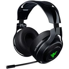 Razer/雷蛇 战神无线游戏耳机MANO'WAR耳麦7.1声道幻彩版