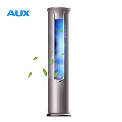 奥克斯(AUX)大2匹 变频冷暖圆柱立式空调柜机 除甲醛智能WIFI 一级能效