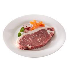 恒都 澳洲原切牛排套餐150g*8片 西冷肉眼各4片