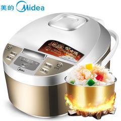 美的(Midea)WFD4015 一键柴火饭智能可预约电饭煲