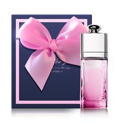 Dior/迪奥 粉红魅惑淡香水 花果香 Q版7.5ML 有喷头