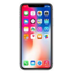 苹果(Apple)海外版 iPhone X 全屏手机5.8英寸 Face ID