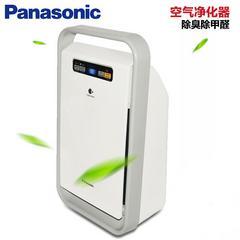 松下空气净化器家用F-PXJ30 纳米水离子除甲醛雾霾PM2.5 静音脱臭