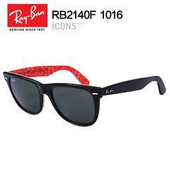 雷朋(Ray.Ban)徒步旅行者系列时尚明星男女款太阳镜亚洲版RB2140F 1016