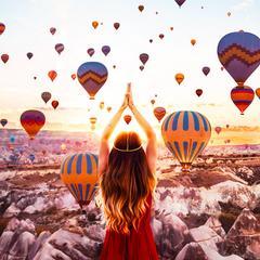 昆明出发土耳其旅游12天跟团游棉花堡爱情海热气球网红小镇中青旅 土耳其12天跟团游 成人