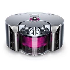 戴森(Dyson) 360EYE智能扫地机器人 全景测绘定位 路径智能规划 自动回充 手机APP连控